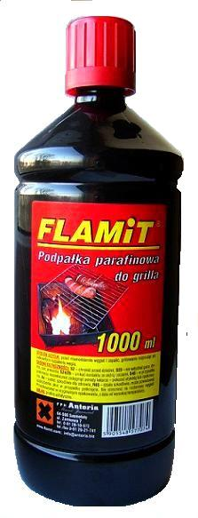 Flamit - podpałka parafinowa do grila 1,0l